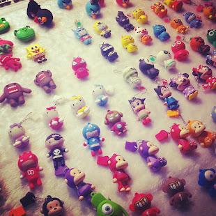 Chinatown Night Markets Instagram Sydney Toy USB