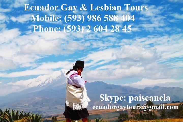 Ecuador GLBT Tours