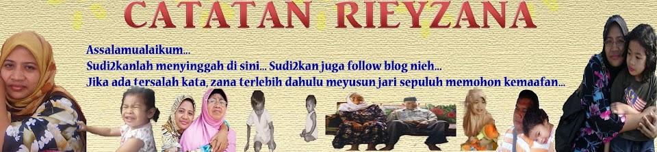 CATATAN RIEYZANA