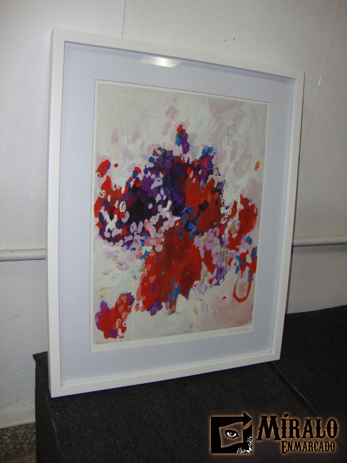 Enmarcado De L Mina De Autor Marco Y Passepartout