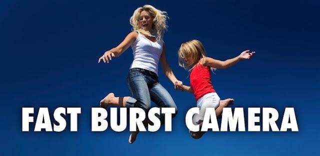 Fast Burst Camera v4.3.5 Android