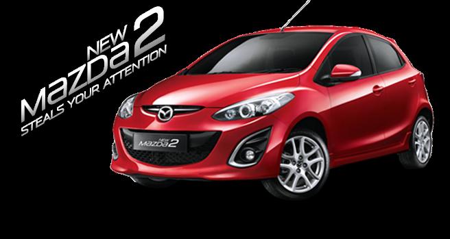 TEST DRIVE MAZDA2
