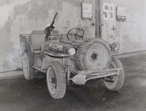 Arnhem Jim The Airborne Jeeps Of The British 1st Airborne