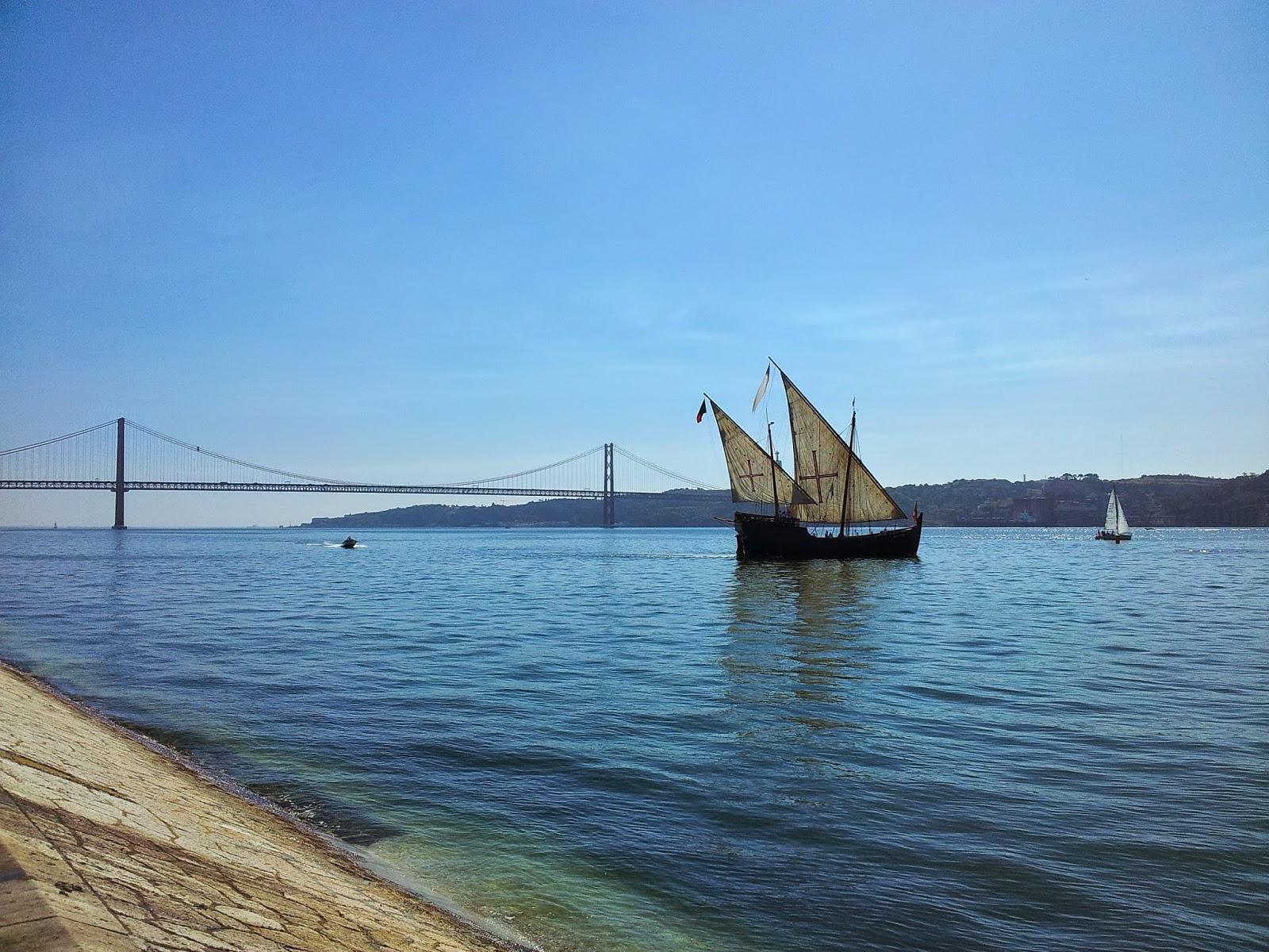 Belém, Lisboa, Portugal - De Mochila pela Europa! - Viviane Rodrigues