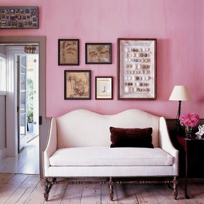 Creative Choices Interior(s): Pretty in Pink