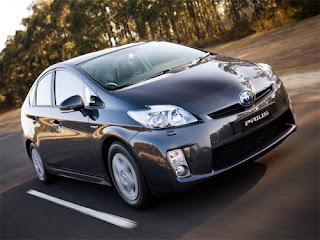 Toyota Prius Hybrid Pictures