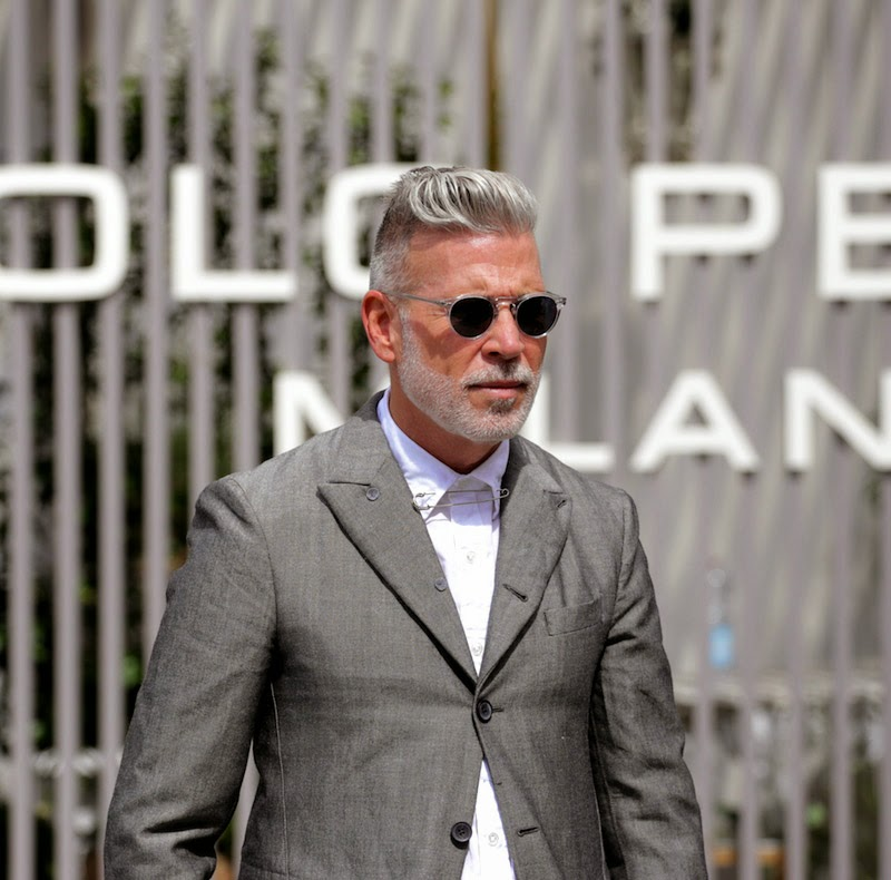 Mike Kagee Fashion Blog The Best Street Style Looks At Pitti Uomo Spring Summer 2014 Trade