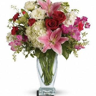Order Flowers in a Vase