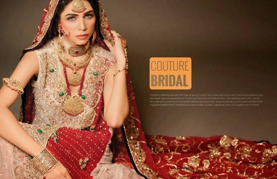 Trend of Cultural Bridal Dresses