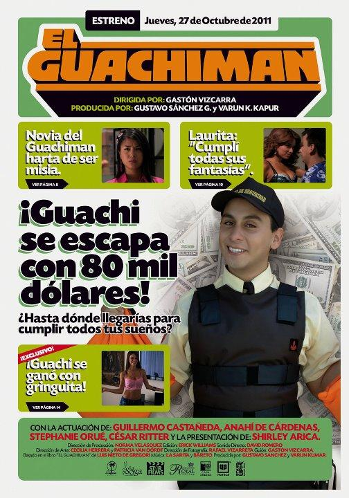 El Guachiman – DVDRIP LATINO