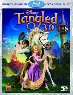 Tangled [2010] PROPER 1080p BluRay x264-CiNEFiLE