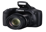 Flipkart: Buy Canon Powershot SX520 HS Camera + 8GB Card + Case at Rs. 10499 with HDFC cards or Rs. 11499