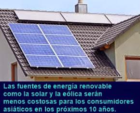 MUNDO: Finlandia proveerá a Asia energía solar y eólica más barata