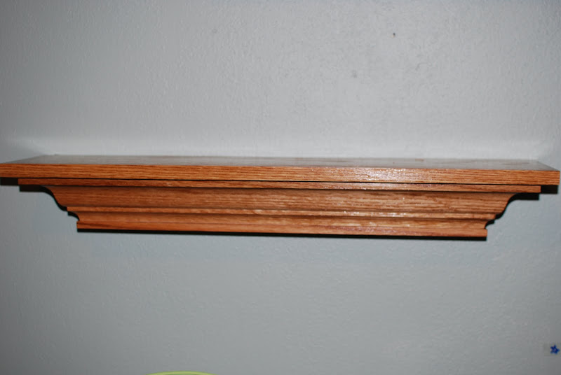 Wood Floating Shelf Hidden Brackets
