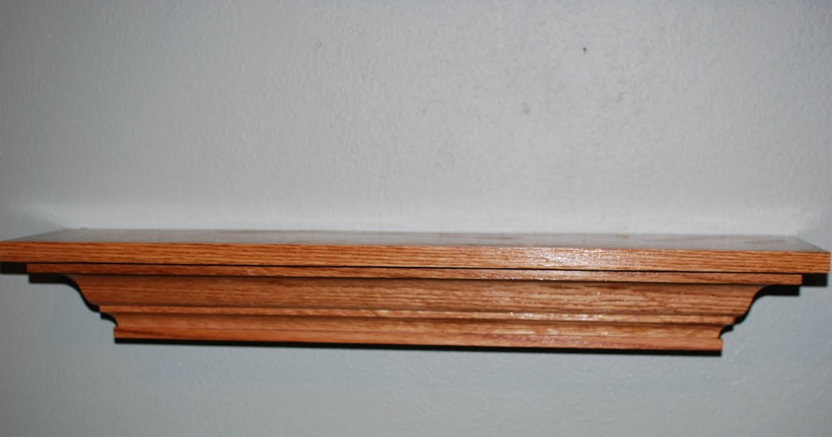 Wood By Design Floating Shelf Detail And Final Mount