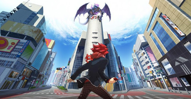 Monster Strike anime