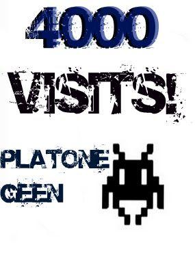 4000 Visits!