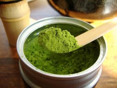 Cách trị sẹo mụn bằng bột trà xanh
