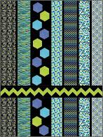 free pattern! Modern Vibe (click!)