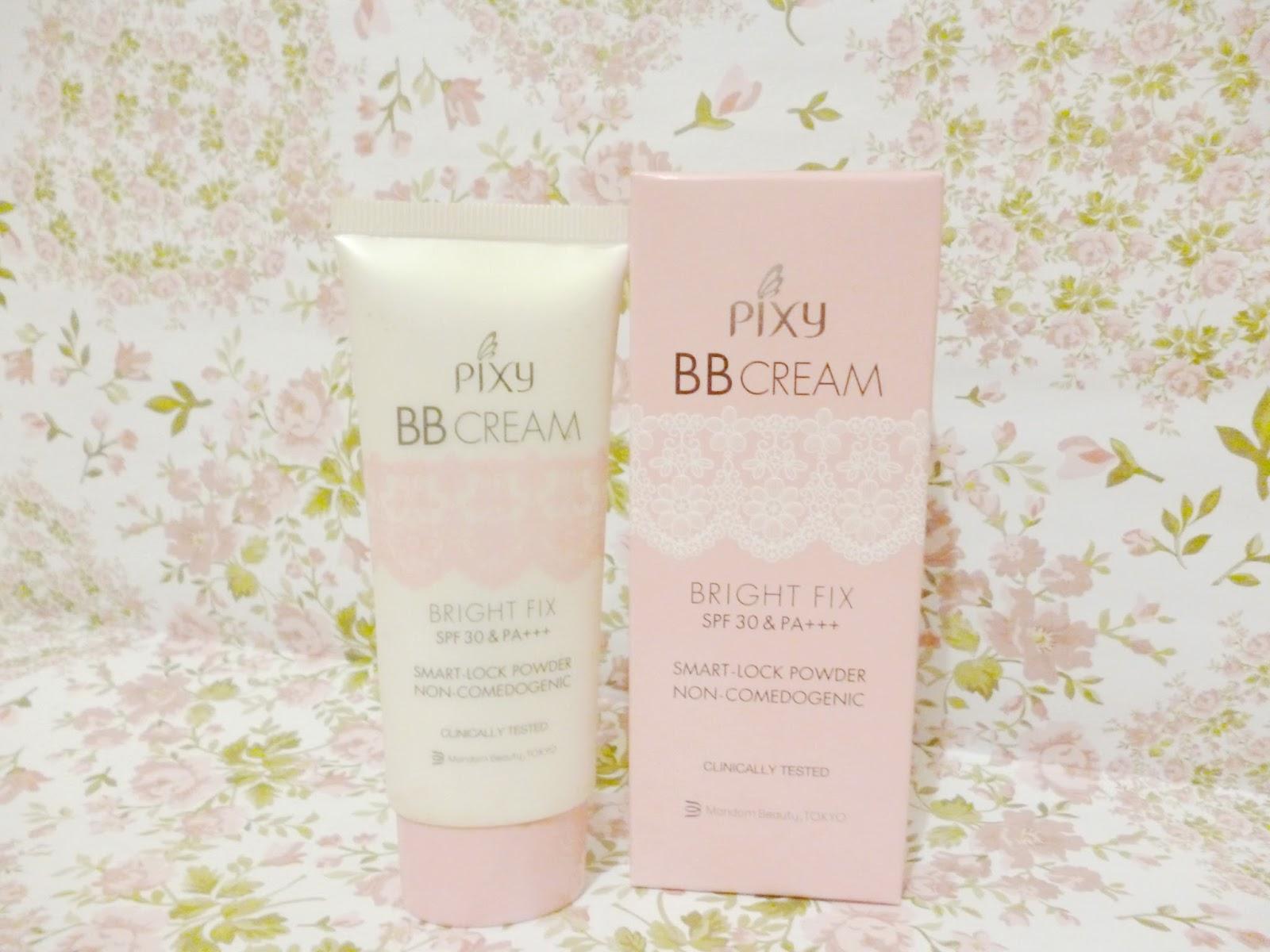 Pixy Bb Cream Bright Fix Spf30 Pa My Unpretty Side