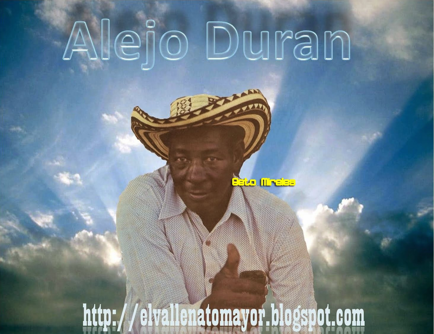 Alejo Duran El Vallenato Mayor