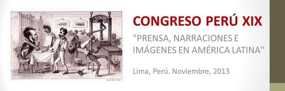 CONGRESO PERU XIX