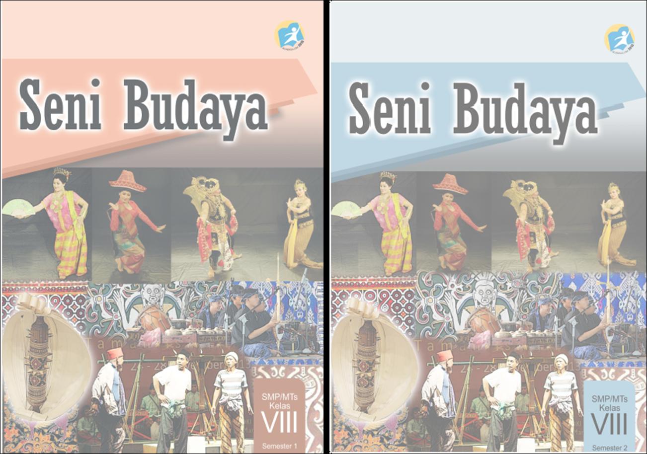 Download Buku Seni Budaya Kelas 8 Semester 1 Untuk Siswa