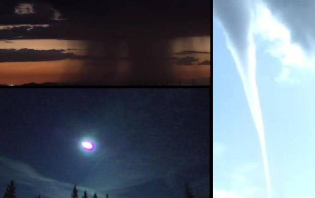 Ongoing Extreme Weather Events, Planetary Upheaval, Strange Fireballs In August 2015  Extreme%2BWeather%252C%2BPlanetary%2BUpheaval%252C%2BMeteor%2BFireballs