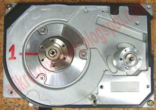 Silnik BLDC - Oznaczenie pozycji początkowej.