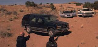 Breaking Bad recap of Ozymandias - Hank and Gomez in shootout