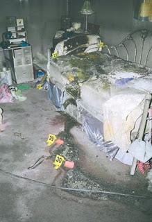 Petit Family Murders Crime Scene