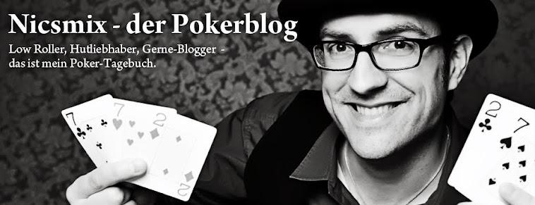 Nicsmix  <br> - der Pokerblog