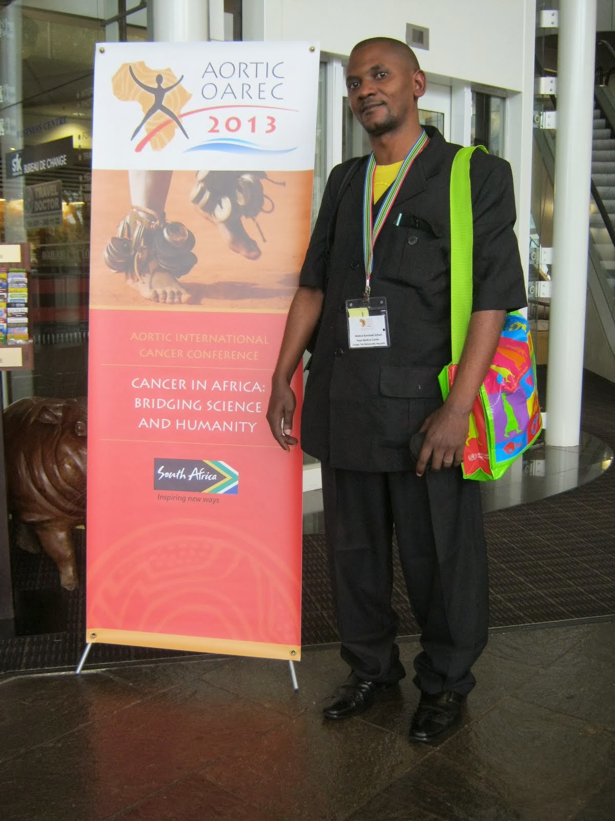 AORTIC 2013 conference and ACLI meeting in Durban