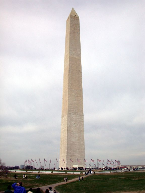 Strange Eye: The Washington Monument, 666, Fibonacci and ...