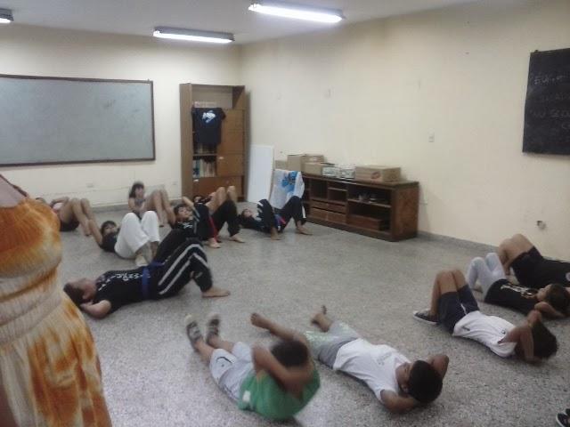 Apertura del ciclo de talleres en el centro cultural coordinado por La Cámpora Luján