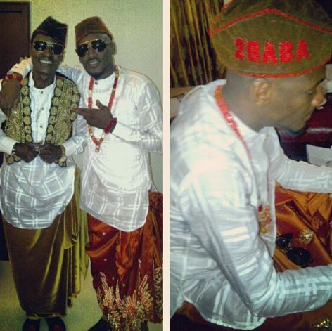 Tuface & Annie Macaulay's Traditional Wedding