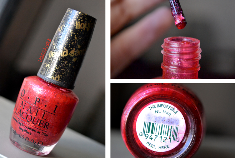 The Impossible - OPI