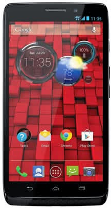 Motorola DROID Ultra Android