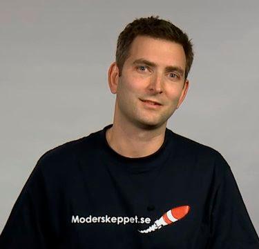 Mattias Karlsson, Moderskeppet.se