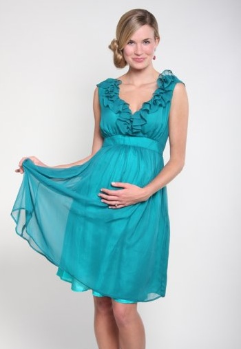Fancy Maternity Dresses