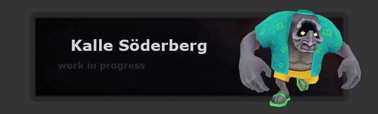 Kalle Söderberg