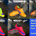 PES 2013: Chuteira Pack Nike Intense Heat 2015