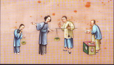 peinture chinoise ancienne