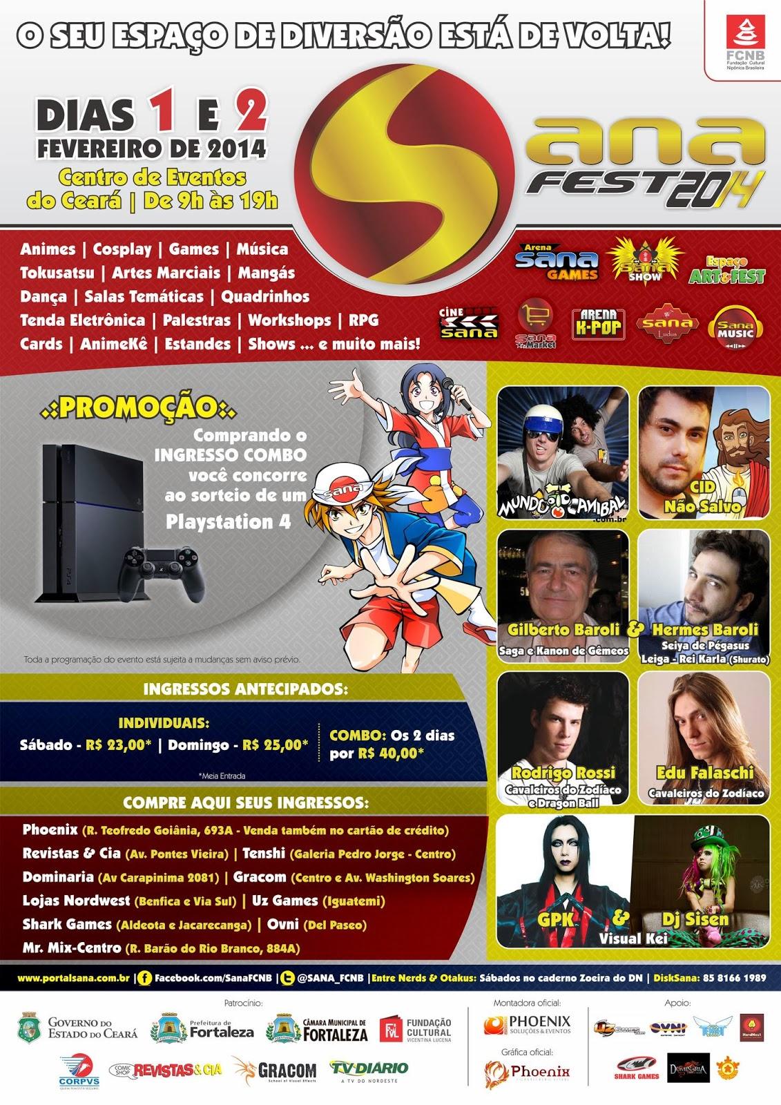SANA Fest 2014