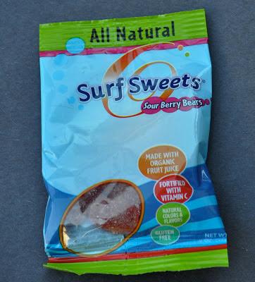 gluten-free, vegan gummy candy