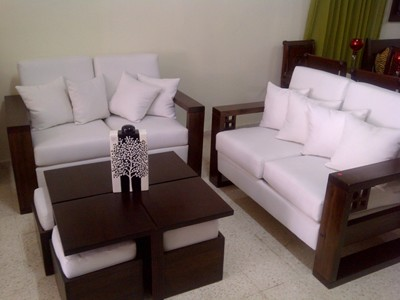 Patas para comedores for Juego de muebles para sala modernos