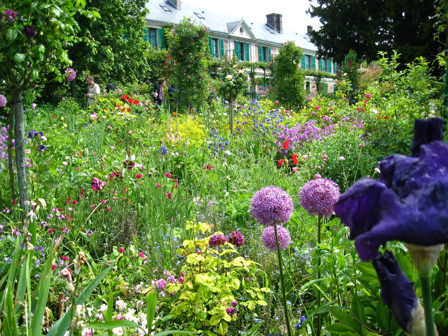 Monet's house and garden