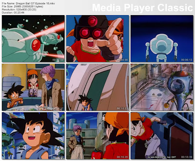 Download Film / Anime Dragon Ball GT Episode 16 Bahasa Indonesia