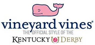 Vineyard Vines kentucky derby collection 2013