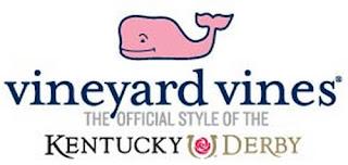 Vineyard Vines kentucky derby collection 2013